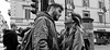 Awwwwwww. (Baz 120) Tags: candid candidstreet candidportrait city candidface candidphotography contrast street streetphoto streetcandid streetphotography streetportrait sony a7 fullframe rome roma romepeople romestreets europe women monotone monochrome mono noiretblanc blackandwhite bw urban life primelens portrait people pentax20mm28 italy italia grittystreetphotography faces decisivemoment strangers