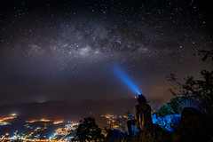 Chase the Milkyway (Hafiz Anwar) Tags: milkyway astronomy astrophotography star nightscape mountain pulai baling kedah malaysia asia hiking activity outdoor nature landscape scenery