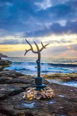 Sculpture By the Sea (Manny Esguerra) Tags: beach travel outdoorsculpture outdoors bondibeach landscapes sydney sculpturebythesea sculptures