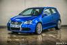 VW GOLF MKV R32 DEEP BLUE (Mourad Ben Photography) Tags: volkswagen golf r32 deep pearl blue zolder 19 zoll michelin sp4