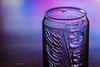 Refreshing... (ImagesByLin) Tags: vivid bright abstract pop art 50mm18 cococola cokeglass colours firsttimeuse glass macro relectivecolour sonya6000