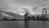 Singapore (spiking photography) Tags: marinabaysands singapore gardensbythebay wideangle flyer