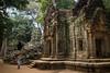 Fascination Of The Temple Ruins (preze) Tags: taprohm angkor siemreapprovince kambodscha cambodia südostasien baum bäume tree templeruin tempelruine laterit sandstein tombraidertemple