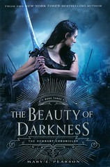 The Beauty of Darkenss (Vernon Barford School Library) Tags: maryepearson mary e pearson three 3 series remnantchronicles theremnantchronicles fantasyfiction fantasy fiction princesses royalty romance romantic love survival youngadult youngadultfiction ya vernon barford library libraries new recent book books read reading reads junior high middle school vernonbarford fictional novel novels hardcover hard cover hardcovers covers bookcover bookcovers 9780805099256