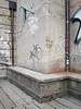 Die Ecke. / 15.01.2018 (ben.kaden) Tags: berlinmitte berlin albrechtstrase bunker beton 2018 15082018