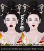 [LeLuck] The Geisha Catwa fullface Make-up (Sunkora) Tags: geisha event makeup secondlife fullface catwa applier