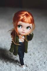 Lune 🌙 (Private Dolls) Tags: blythelover blytheoutfit blythefashion customblythe blythecusto blythefc blythedoll blythe doll dolls