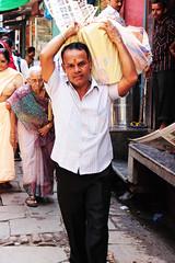 (Phlos) Tags: varanasi india man