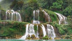 cascade Ban Gioc (ver-20100) Tags: rivière asia vietnam northvietnam nikon nikond750 waterfall