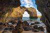 Arco (anj_p) Tags: arcodaalbandeira atlantic ocean porches portugal arches beach clifs rocks sand shores algarve