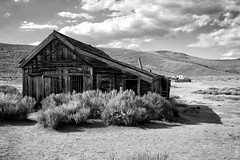 Luxurious Airbnb At Bodie The Ghost Town, California (thedot_ru) Tags: house housing home vacancy airbnb premium luxe expensive prestige royal luxurious bedandbreakfast maybe monochrome blackandwhite america california usa travel adventure travelling travels wanderlust sky clouds skypron boadie ghosttown canon5d 2014