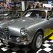 1962 Alfa Romeo Giulia 1600