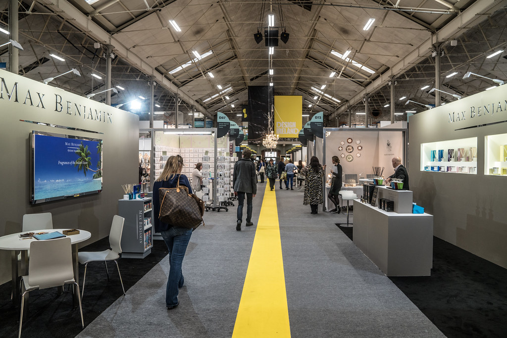 SHOWCASE IRELAND AT THE RDS IN DUBLIN [Sunday Jan. 21 to Wednesday Jan. 24]-136007