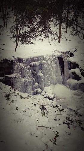 Bindergraben Edlitz - Wasserfall