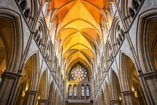 Truro Cathedral [In Explore 30/1/18]