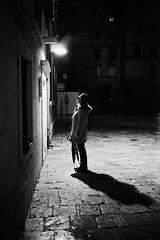 Nightlight (Koprek) Tags: leicam2summaron35mm2 croatia dubrovnik streetphotography film kodaktrix 1600