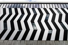 Logistic Center 4 (Guy Goetzinger) Tags: goetzinger d850 nikon architecture sw blackwhite lagerhaus building aarau aargau facade urban industrial haus fassade batiment 2018