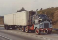 IH RDC: Ron Adams (PAcarhauler) Tags: ih international coe cabover semi truck trailer tractor