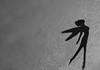 Voler de ses propres ailes (CécileAF) Tags: canon macro monochrome minimalist fairy nb dreams