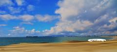 Beach Bright (beachpeepsrus) Tags: longbeachcalifornia longbeachgranprix lbelmont shore water westcoast wind beach beachfront