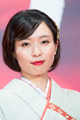 """Kurokawa Mei from """"Waiting for the Moon"""" at Opening Ceremony of the Tokyo International Film Festival 2017"""