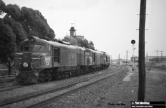 J607 XA1409 X1019 X1013 April 1979 (RailWA) Tags: railwa philmelling joemoir westrail