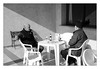 Glimpses of Sardinia n. 31 (Franco & Lia) Tags: lula sardegna sardinia glimpsesofsardinia biancoenero noiretblanc blackandwhite street fotografiadistrada photographiederue birra beer ichnusa