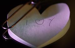 Macro Mondays Fastener, a paper clip (evakongshavn) Tags: macromondays fastener fasteners mondaymacros macrounlimited macroshot mondaymacro happymacromondays macromonday macro happymacromonday makro makroaufnahmen paperclip heart heartshaped hearts message love