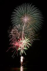 大洗春まつり 海楽フェスタ2017 Oarai Spring Festival, Kairaku Festa 2017 (ELCAN KE-7A) Tags: 日本 japan 茨城 ibaraki 大洗 oarai 花火 hanabi fireworks スターマイン starmines 海楽 フェスタ festa 野村花火工業 nomura ペンタックス pentax k3ⅱ 2017