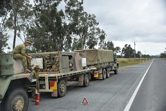 Australian Army Mack Cargo (coghilla) Tags: exercise talisman sabre 2017 army australia mack cargo mc3 heavy utility vehicle military adf australian defence force
