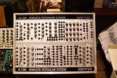 DSC06089 (joeluetti) Tags: nyc williamsburg insidebedfordmall analogmodularsynthesizer