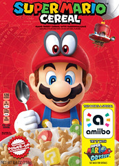 SuperMario Cereal (brittany8895) Tags: super mario cereal 2018 february breakfast