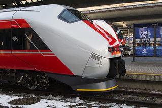 The face of Norwegian Rail