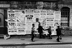 Jerusalem (Hemo Kerem) Tags: israel street a7rm2 a7rii loxia35 zeissloxia35mmf2biogon loxia35mmf2 loxia235 zeiss loxia 35mm biogon manualfocus mf sony sonya7rm2 ilce7rm2 alpha meashearim jewishneighborhood neighborhood religion religious haredijews haredi blackwhite bw