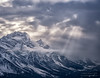 The Valley (Dwood Photography) Tags: the valley thevalley atmospheric dwoodphotography dwoodphotographycom white gray grey sky mountain ice snow italy 2018 blue clouds rays ray