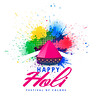 happy holi abstract colorful splash background (bhaveshk.garg) Tags: holi festive festival hindu india greeting card design background happy fun party colors colour colorful enjoy poster invitation basant splash watercolor gulaal asian celebration culture religion faith gulal vibrant rang holiday tradition occasion banner