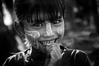 Ngapali smile