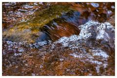 Babbling Brook (JBayPhotographie) Tags: nature stone brook flow current bubbles sound