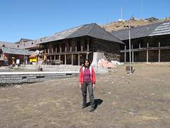 Rishi Parasar Lake near Mandi, Himachal- 291 (Soubhagya Laxmi) Tags: himachaltourismhptdc himalayanmountainhindureligion hindupilgrimagetemplehimalay mandihimachalpradesh mandisightseeing parasartemplelakemandi rishiparasarlakemandi rishiparashartempleandlake soubhagyalaxmimishra umakantmishra rishi parasar lake mandi himachal