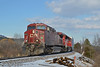 CP 8623 Westport (ERIE1960) Tags: railroad trains canadianpacific delawareandhudson ge freighttrain newyorkrailroads railfan adirondacks