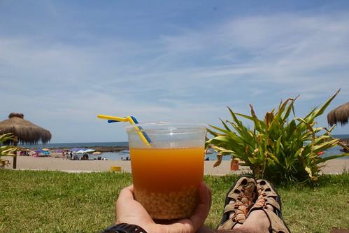Relajo en Playa la Lisera // relax on the Lisera beach