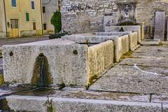 lavatoi in pietra della Lessinia (gianmaria.colognese) Tags: pietra stone lessinia lavatoio acqua water lastre fontana