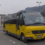 Mercedes O818 - Feldkirch