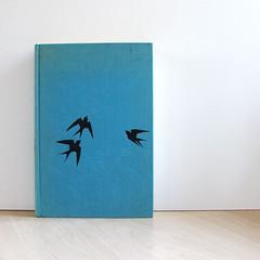 Birds. (Kultur*) Tags: vintage vintagebook illustrated 1950s 1950sbook illustrations design nature book biology zoology illustration birds birding birdbook anthology