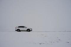 Vík, Iceland (Chris Kreymborg) Tags: travel wanderlust roadtrip adventure winter snow nature landscape car white iceland vik sony a7ii sonyalpha sonya7ii alpha7ii minolta rokkor 50mm rokkor50