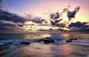 Sunrise (Gio_ guarda_le_stelle) Tags: sunrise sescape sea alba clouds italy nuvole quiete quiet casa pink atmosfera