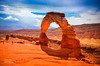 Delicate Arch (wingmarc) Tags: delicatearch moab utah park archesnationalpark rockformation