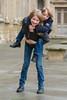 Sophie & Willem (Bart van Dijk (...)) Tags: dochter parijs girl child kid daughter son meisje boy jongen kind zoon vakantie sophie willem