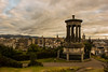 Monument Hill, Edinburgh (Charlotte21Photo) Tags: edinburgh scotland skyline town city historic monument clouds colour landscape
