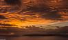 Sunset (Aquior Díaz) Tags: sunset atardecer clouds cirrus altocumulus la gomera tenerife canarias islas rojo nikon d7100 meteo mar sea lenticularis